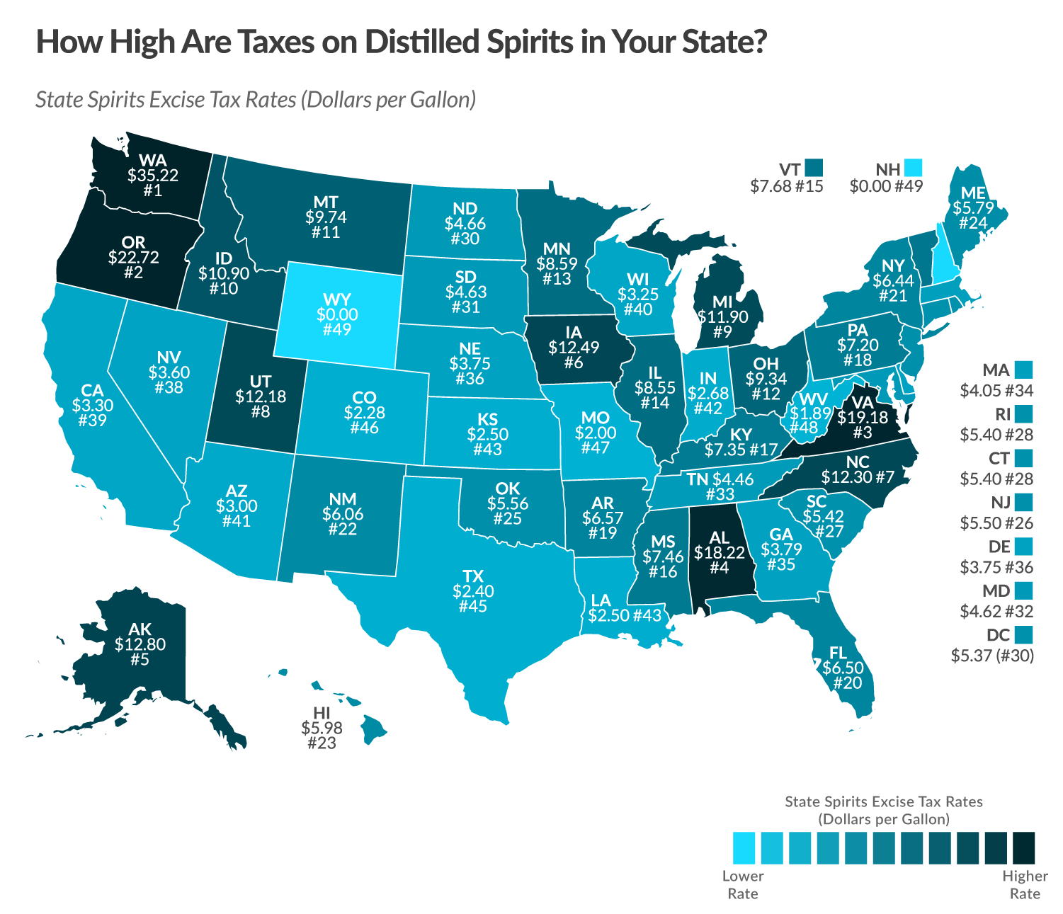 The Taxman Loves Your Liquor