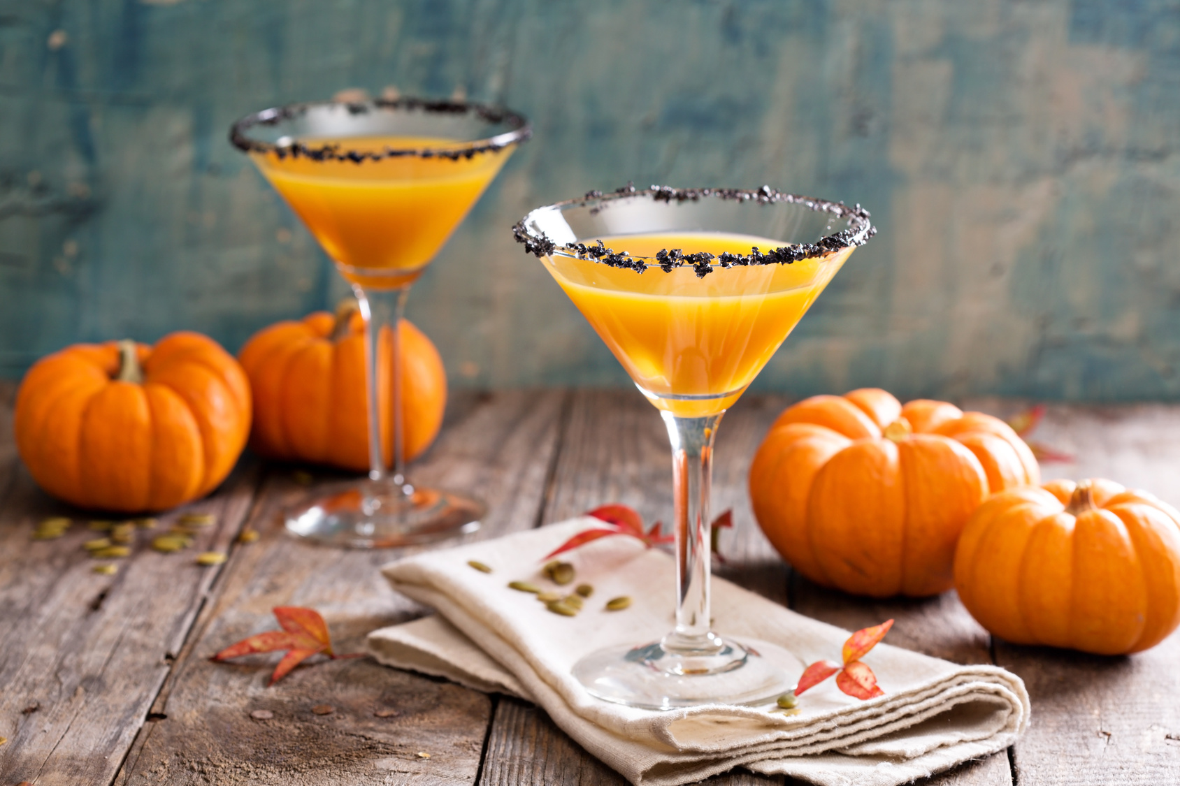The Best Hard Drinks for Fall