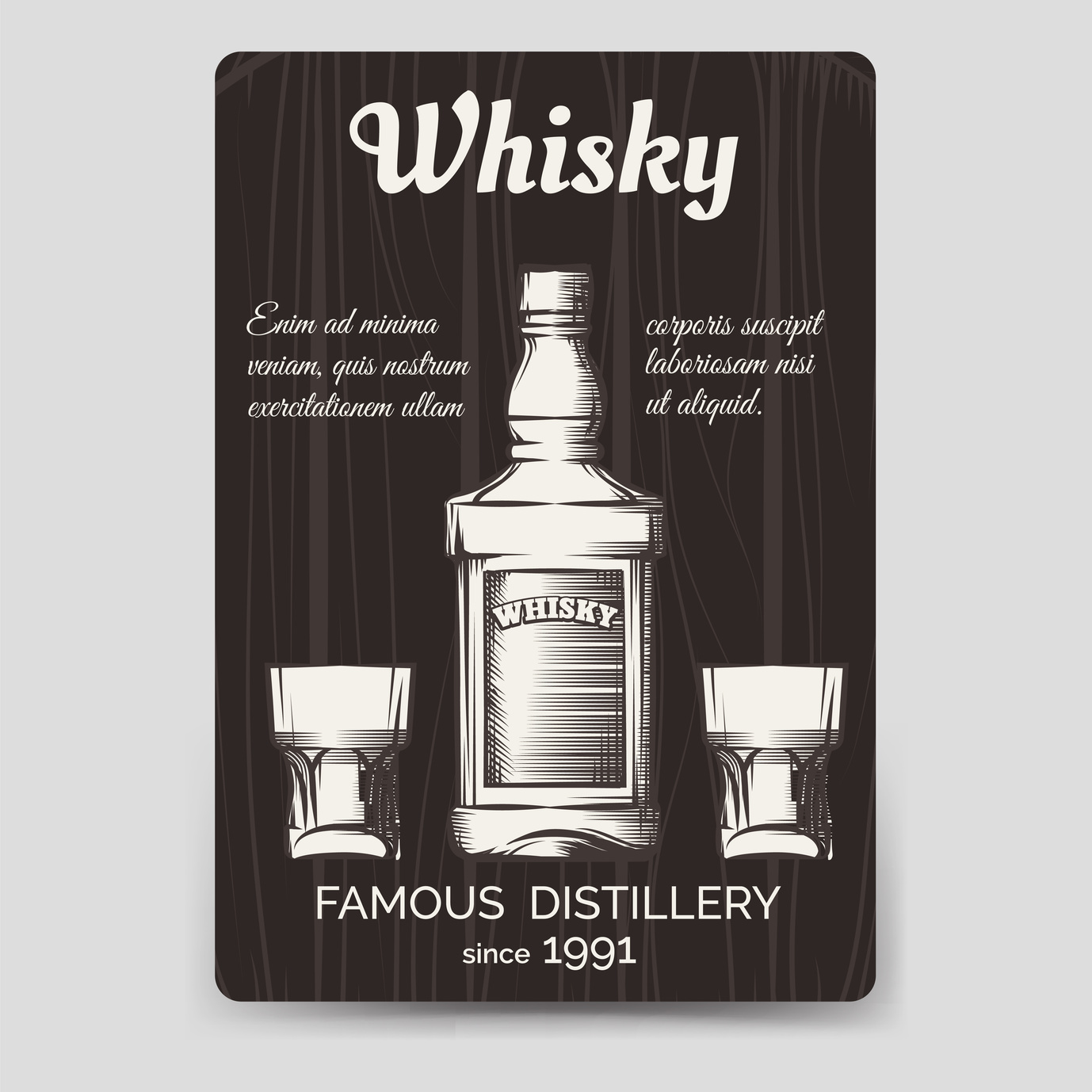 A Lesson in Whiskey