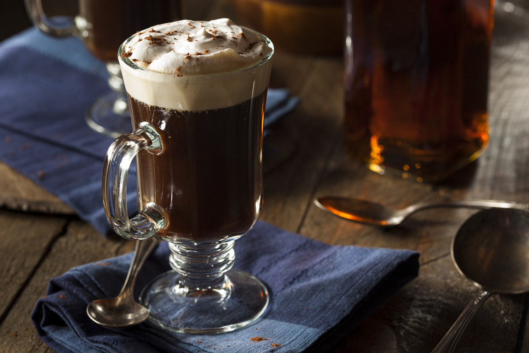 The Awesomeness of Irish Coffee