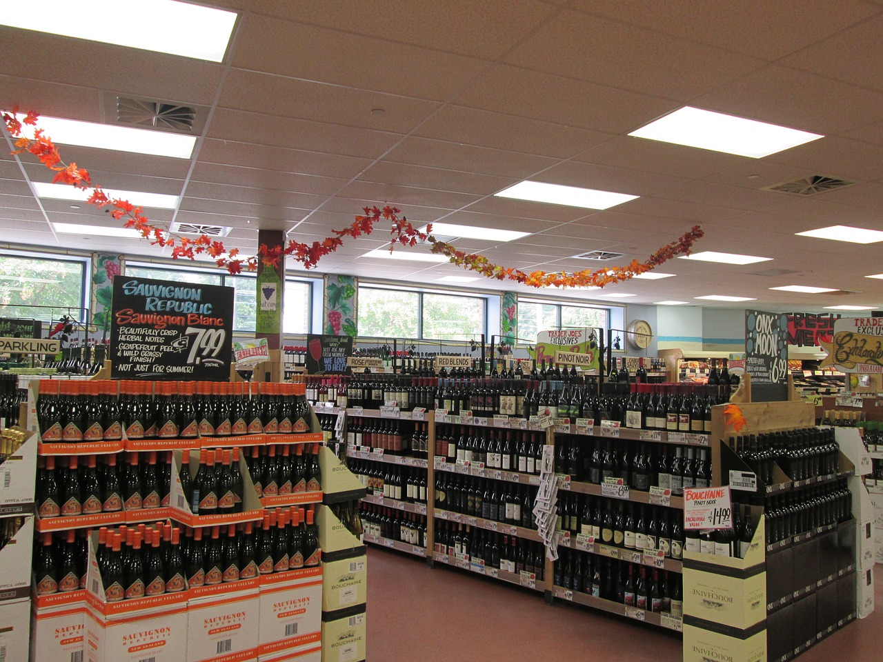 Are Sunday Liquor Sales a Good Idea?