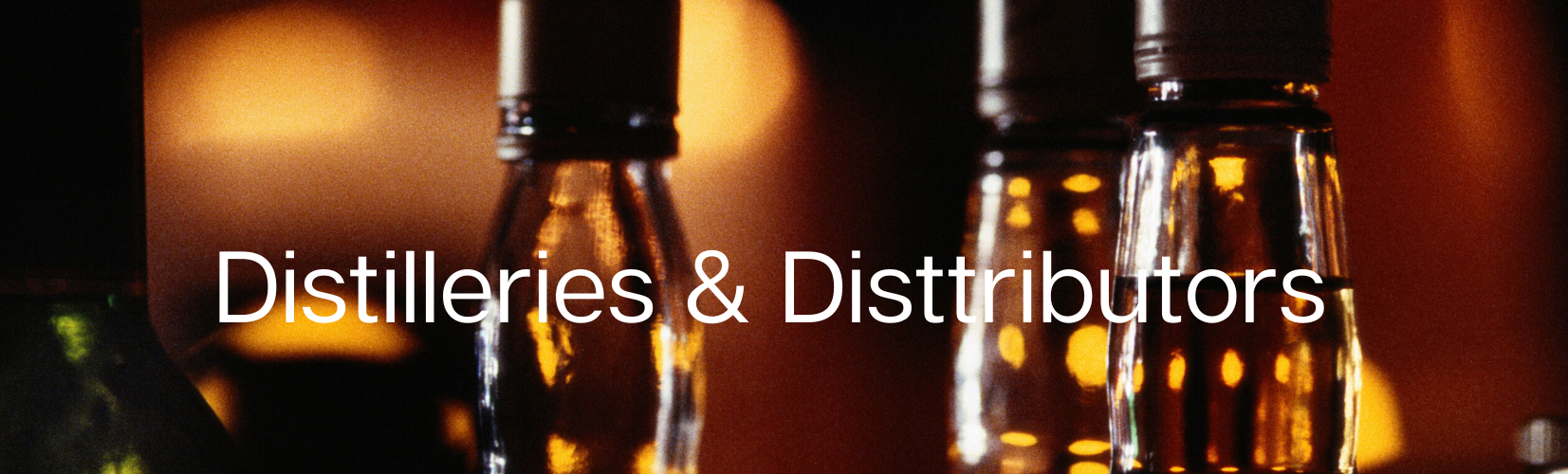 Relationships between Distillers and Distributors